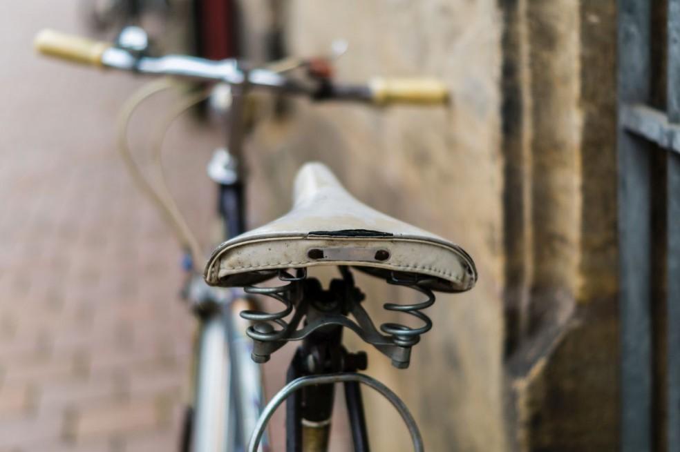 siodełko rowerowe