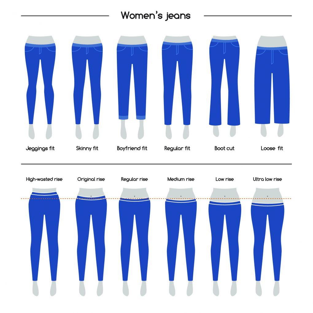 Jeans Bootcut Women